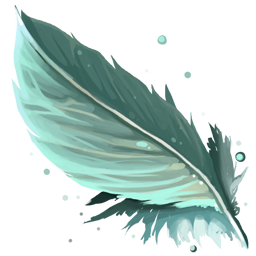 Harpy Feather